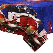 Marvel Captain America Civil war Table cover