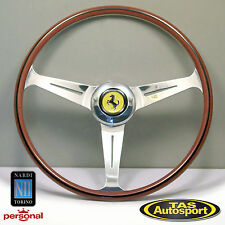 Nardi Steering Wheel FERRARI 1959-1965 all models. WOOD 420mm 5819.42.3002