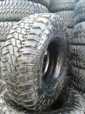 Goodyear MTR 37x12.5R16.5 Off Road Military Humvee Tire 75% to 90% treads