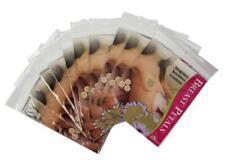 Lot Of 6 Packs Women's Premium Adhesive Breast Petals Nipples Cover Beige #2006