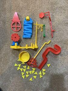 Mouse Trap 1986 Extra Pieces Parts