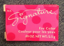 Mary Kay MK Signature Eye Color (Hazelnut) .09 Oz. #883500 NEW NIB