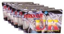 Maxell UR90 Normal Position 90 Minute Cassette Tape Blank.