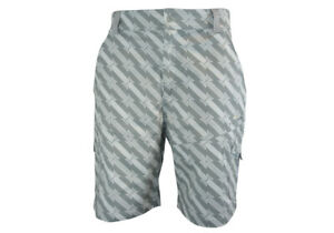 NEW Flexifoil Premium Quality Comfortable Smart Casual Shorts - Grey - 36""