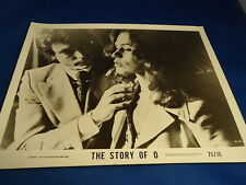"""THE STORY OF O"" 8x10 PHOTO  1975 Movie Just Jaeckin Still Print promo publicity"