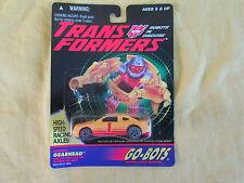 1994 GO-BOTS GEARHEAD Hasbro Transformers Robots in Disguise NIB New & Sealed