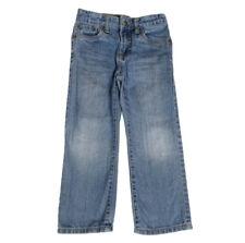 Lucky Brand Billy Straight Jeans Boys Size 5 Adjustable Waist Denim