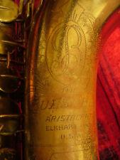 Professionelle Tenor Saxophon Buescher Aristocrat Series II ,,Big B'' ~ USA