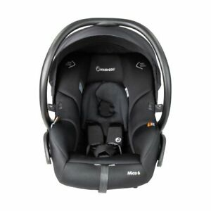 Maxi Cosi Mico 6 Infant Capsule Black (Non Isofix)