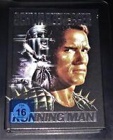 Running Man Limitée Collector´S Mediabook Édition Zwei blu ray +DVD + CD Neuf