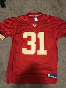 Priest Holmes Jersey NFL Equipment