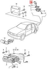 Genuine VW Bulb Holder NOS SEAT VW Cordoba Vario Ibiza St 6K0943167A