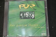 PUR Aus ganzem Herzen - für die Natur /Dutch CD '97 LICHER INTERCORD INT 8226122