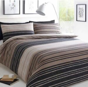 Duvet Cover With Pillow Case Quilt cover Bedding Set Single, Double & King Size