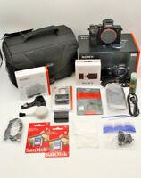 Brand NEW Sony Alpha a7R III A7R 3 Mirrorless Digital Camera Body only Bundle