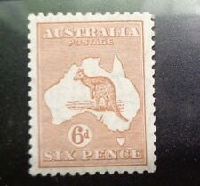 Australia stamp #121 mint Og Nh Xf