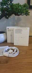 Apple 1 Meter Lightning Cable - White