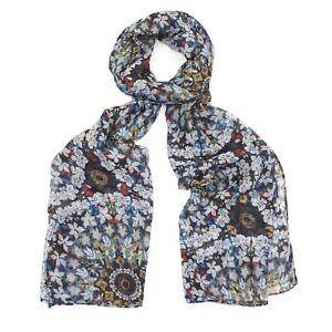 BNWT Floral Mandela  Print Soft Boho Scarf Hijab Headscarf Sarong