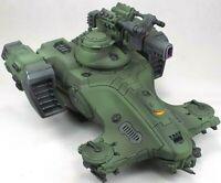 Warhammer 40k Tau T'au Army Hammerhead Gunship With Ion Cannon