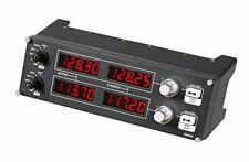 Logitech G Saitek pro Flight Panel of Radio Integration of Functions Navigation