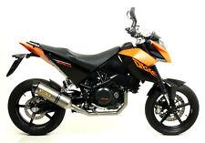 Terminale Race-Tech Dark con fondello Arrow KTM DUKE 690 2008>2011