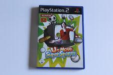 Playstation 2 PS2 Spiel U-Move Super Sports