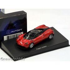 PAGANI HUAYRA (METALLIC RED) AUTOart 1/43 #58208