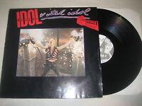 Billy Idol - Vital Idol    Vinyl LP