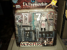 McFarlane Monsters DR. FRANKENSTEIN Series 2 Playset BRAND NEW