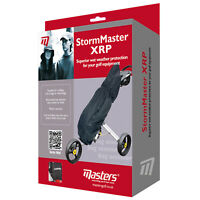 Masters Storm Master XRP Golf Bag Black Rain Cover - New Cape Water Resistant
