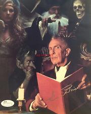 Vincent Price Autographed 8x10 Photo Signed Reprint
