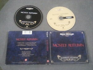 Mostly Autumn - High Voltage CD + DVD