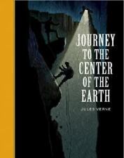 Journey to the Center of the Earth by Jules Verne (2007, Hardcover w/ DJ) 247 p
