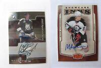 2001-02 BaP Signature Series #248 Alexeev Nikita  autograph  lightnings