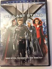 X Men The Last Stand DvD Pre-Owned Good Condition Widescreen Rated PG-13