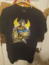 WWE Original Sin Cara Navy Blue XL Shirt (USED)