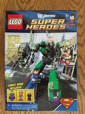 Lego 6862 Superman vs Power Armor Lex DC Super Heroes MISB New Sealed