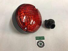 Bearmach Land Rover Defender Round Fog Light Lamp 2001 On - AMR6522r