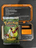 Pokemon Jungle Booster Pack Very HEAVY FLAREON 1999 21.38 grams
