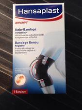 Hansaplast Knie Bandage Sport Klettverschluss 00479882