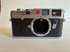 Leica M6 0.72 Non TTL Rangefinder 35mm Film Camera Body and Ever-Ready case