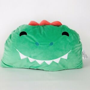 Dino Convertible Sleeping Bag Green Dinosaur Pillowfort