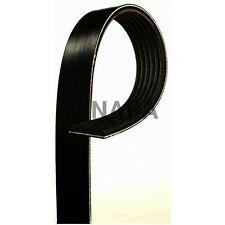 Serpentine Belt-DOHC, Eng Code: QR25DE, 16 Valves NAPA/BELTS & HOSE-NBH