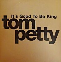 TOM PETTY : IT'S GOOD TO BE A KING - [ PROMO CD SINGLE ]