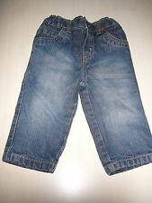 C & A tolle warme Jeans Hose Gr. 74 in genialer Waschung !!