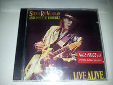 cd musica stevie ray vaughan live alive