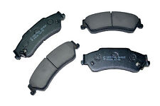 New S.Y.L. Front  Semi Metallic Brake Pads D43Sm For Volvo 1969 1989