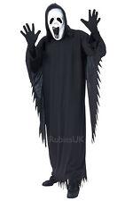 HALLOWEEN FANCY DRESS COSTUME ~ MENS HOWLING GHOST MED/LG