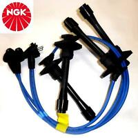NGK IGNITION LEADS CABLES TOYOTA CARINA E 1.6 GLI COROLLA 1.3 PASEO 1.5 STARLET