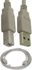 Lot300 6ft USB 2.0 A~B AB Printer/Scanner Cable/Cord for HP/Canon/Epson$SHdisc{L